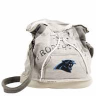 Carolina Panthers Hoodie Duffle