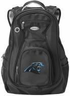 Carolina Panthers Laptop Travel Backpack