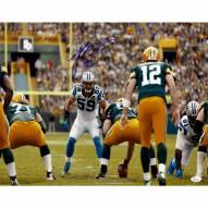 "Carolina Panthers Luke Kuechly Against Green Bay Packers Signed 16"" x 20"" Photo"