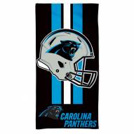 Carolina Panthers McArthur Beach Towel
