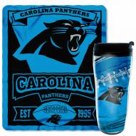 Carolina Panthers Mug & Snug Gift Set