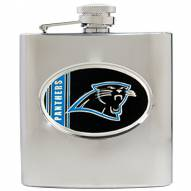 Carolina Panthers NFL 6 Oz. Stainless Steel Hip Flask