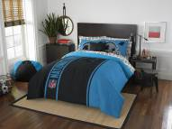 Carolina Panthers Soft & Cozy Full Bed in a Bag