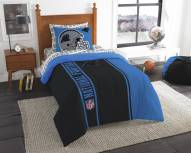 Carolina Panthers Soft & Cozy Twin Bed in a Bag
