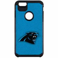 Carolina Panthers Team Color Pebble Grain iPhone 6/6s Case