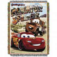 Cars Greetings Radiator Throw Blanket