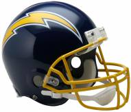 Riddell San Diego Chargers 1974-87 Authentic Throwback NFL Football Helmet - Full Size