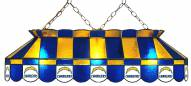 "San Diego Chargers NFL Team 40"" Rectangular Stained Glass Shade"