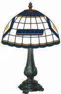 San Diego Chargers NFL Stained Glass Table Lamp