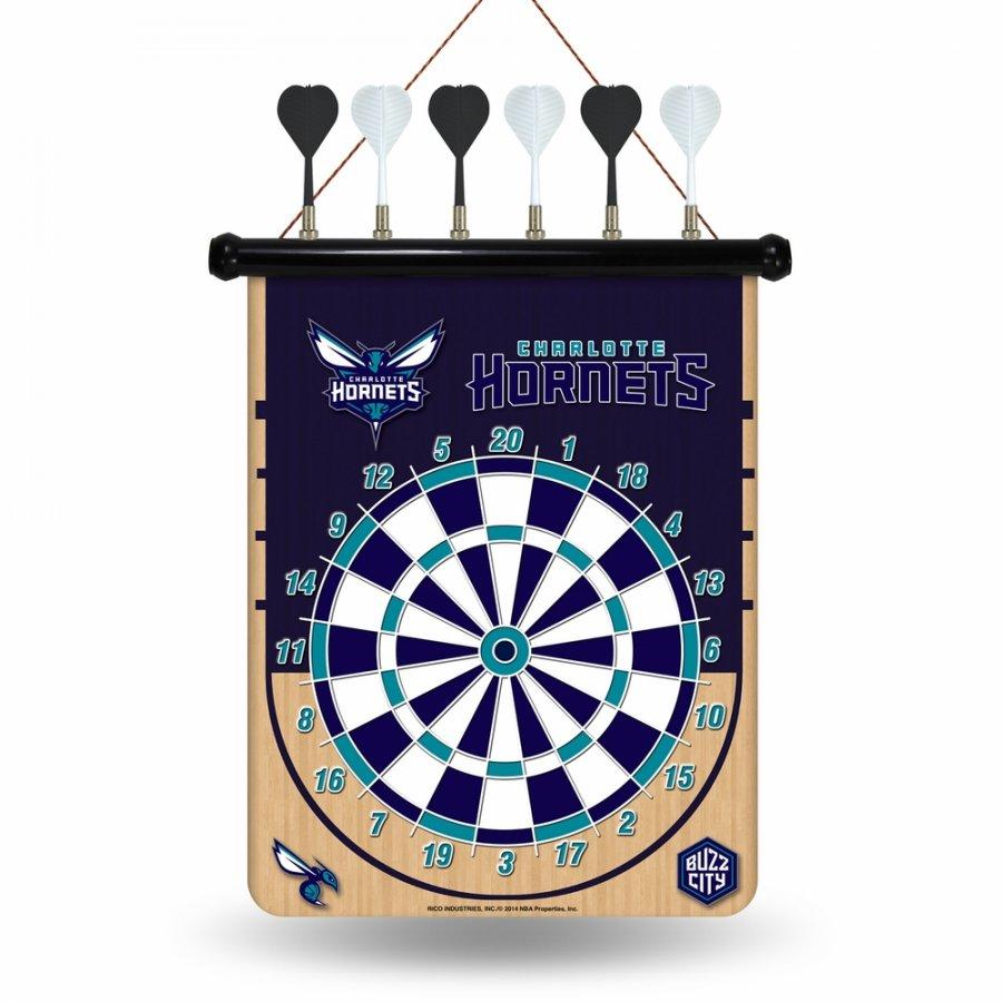 Charlotte Hornets Magnetic Dart Board