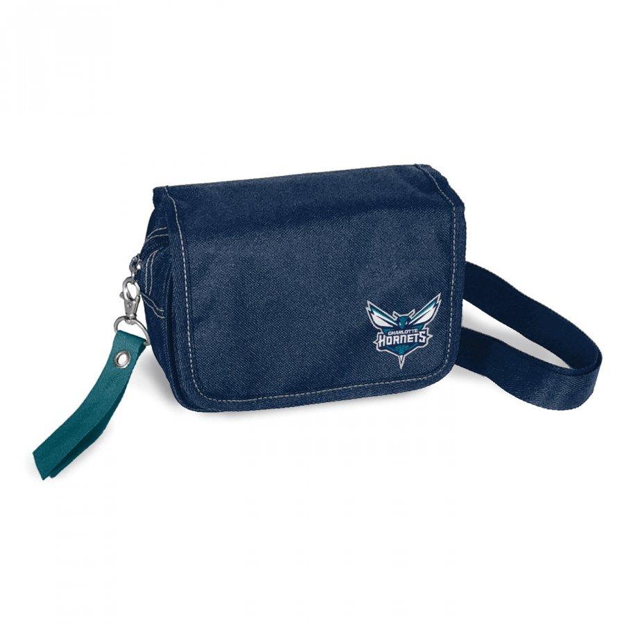 Charlotte Hornets Ribbon Waist Pack Purse