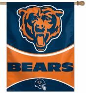 "Chicago Bears 27"" x 37"" Banner"