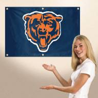 Chicago Bears 3' x 2' Fan Banner
