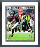 Chicago Bears Alshon Jeffery 2015 Action Framed Photo