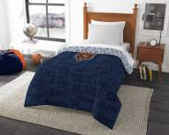 Chicago Bears Anthem Twin Comforter