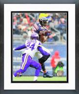 Chicago Bears Brandon Marshall 2014 Action Framed Photo