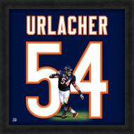 Chicago Bears Brian Urlacher Uniframe Framed Jersey Photo