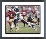 Chicago Bears Charles Tillman 2014 Action Framed Photo