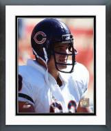 Chicago Bears Dan Hampton Color Head Shot Framed Photo