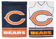 Chicago Bears Double Sided Jersey Garden Flag