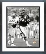 Chicago Bears Emery Moorehead 1982 Action Framed Photo