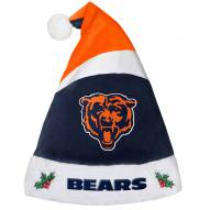 Chicago Bears Santa Hat