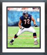 Chicago Bears Gabe Carimi 2011 Action Framed Photo
