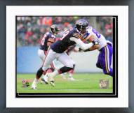 Chicago Bears Jared Allen 2014 Action Framed Photo