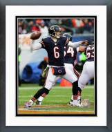 Chicago Bears Jay Cutler 2014 Action Framed Photo
