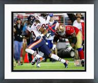 Chicago Bears Kyle Fuller 2014 Action Framed Photo