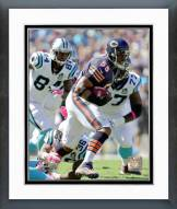 Chicago Bears Lance Briggs 2014 Action Framed Photo