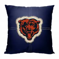 Chicago Bears Letterman Pillow