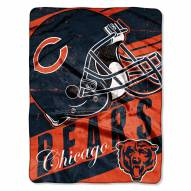 Chicago Bears Livin' Large Blanket