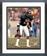 Chicago Bears Mark Carrier Action Framed Photo