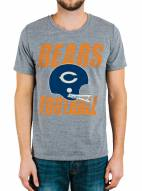 Chicago Bears Men's Touchdown Tri-Blend Tee