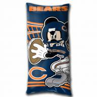 Chicago Bears Mickey Mouse Body Pillow