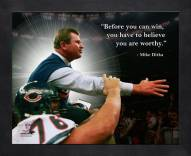 Chicago Bears Mike Ditka Framed Pro Quote