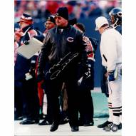 "Chicago Bears Mike Ditka Sideline Coaching Signed 16"" x 20"" Photo"