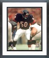 Chicago Bears Mike Singletary Framed Photo