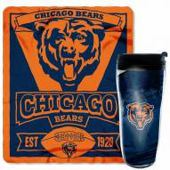 Chicago Bears Mug & Snug Gift Set