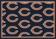 Chicago Bears NFL Repeat Area Rug