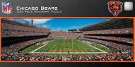 Chicago Bears Panoramic Stadium Puzzle
