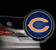 Chicago Bears Light Up Power Decal