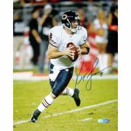 "Chicago Bears Rex Grossman Rollout Signed 16"" x 20"" Photo"