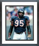 Chicago Bears Richard Dent Action Framed Photo