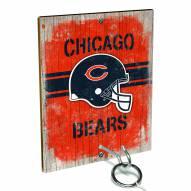Chicago Bears Ring Toss Game