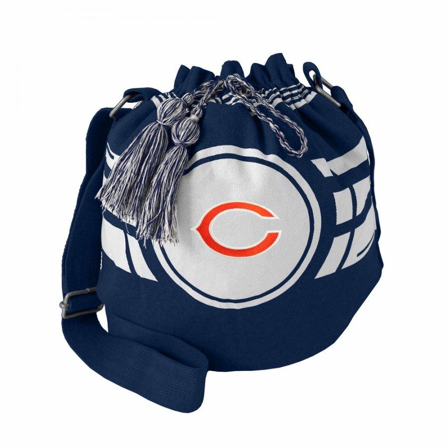 Chicago Bears Ripple Drawstring Bucket Bag