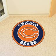 Chicago Bears Rounded Mat