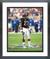 Chicago Bears Shaun Gayle Action Framed Photo