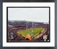 Chicago Bears Soldier Field 2006 NFC Championship Game Framed Photo